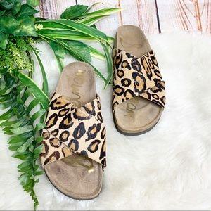 Sam Edelman Adora Leopard Sandals
